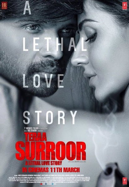 Poster Of Teraa Surroor 2016 720p Hindi DVDRip Full Movie Download