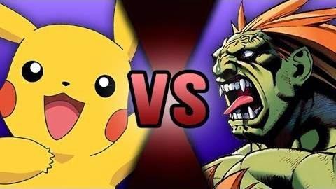 http://nerduai.blogspot.com.br/2013/12/death-battle-pikachu-vs-blanka.html
