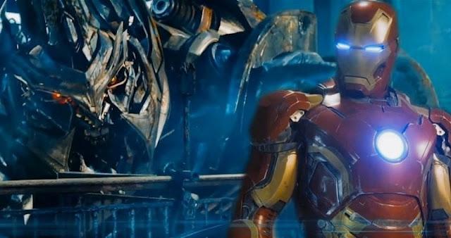 Transformers contra Vengadores en este nuevo vídeo