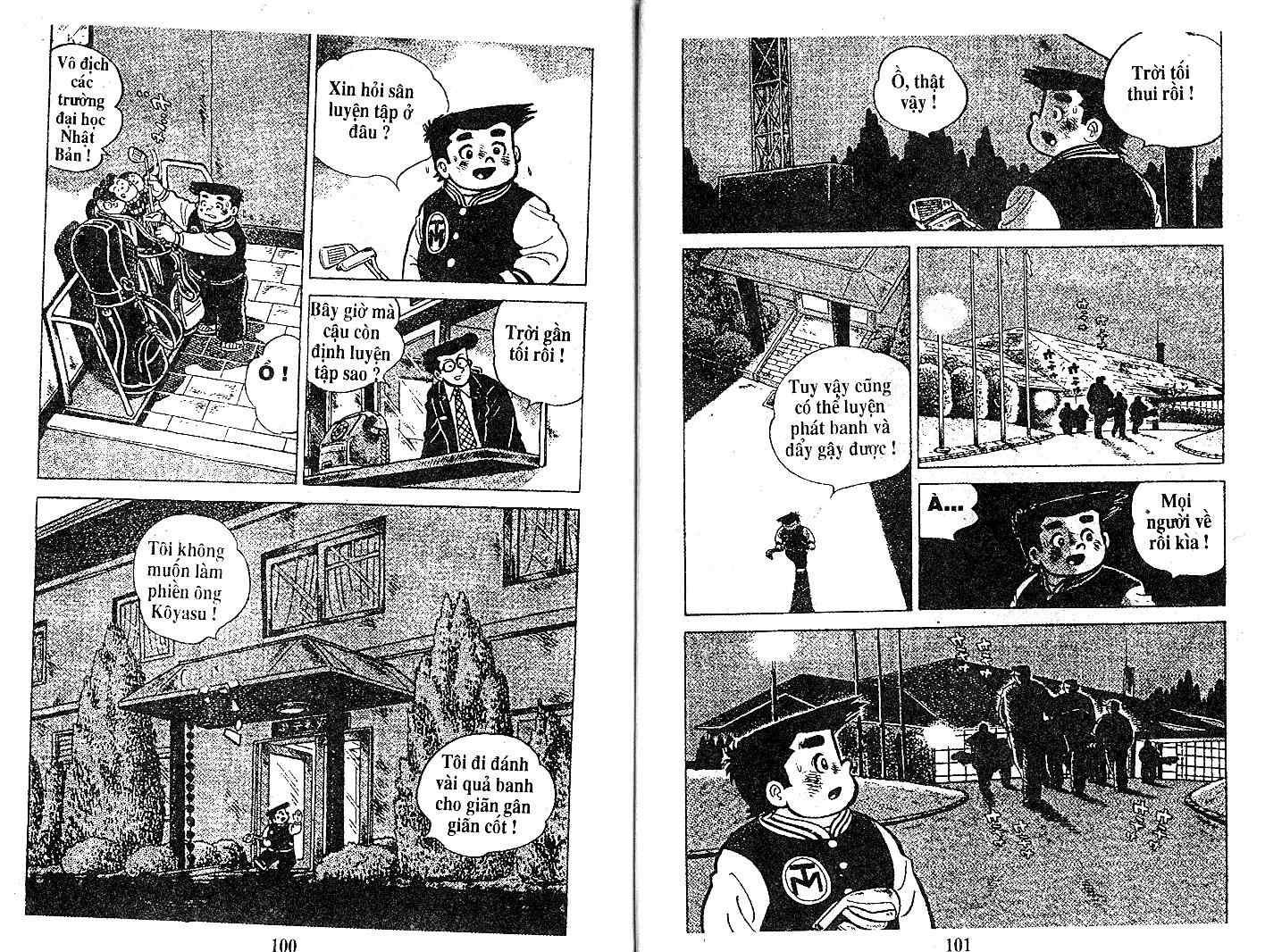 Ashita Tenki ni Naare chapter 21 trang 49