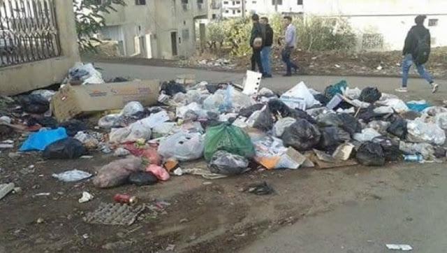 النقص في الموارد البشرية والآلية يفاقم مشكلة القمامة في السويداء!