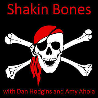 Shakin' Bones Podcast Archive
