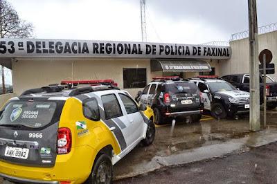 Resultado de imagem para policia faxinal