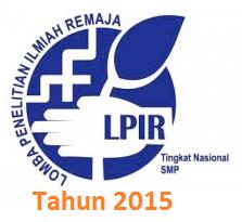 Finalis LPIR 2016, Hasil LPIR 2016, Hasil Lengkap KIR 2016 pict