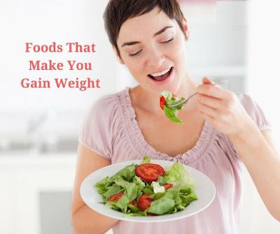 हैल्थी फूड्स जो आपको मोटा कर सकते है!