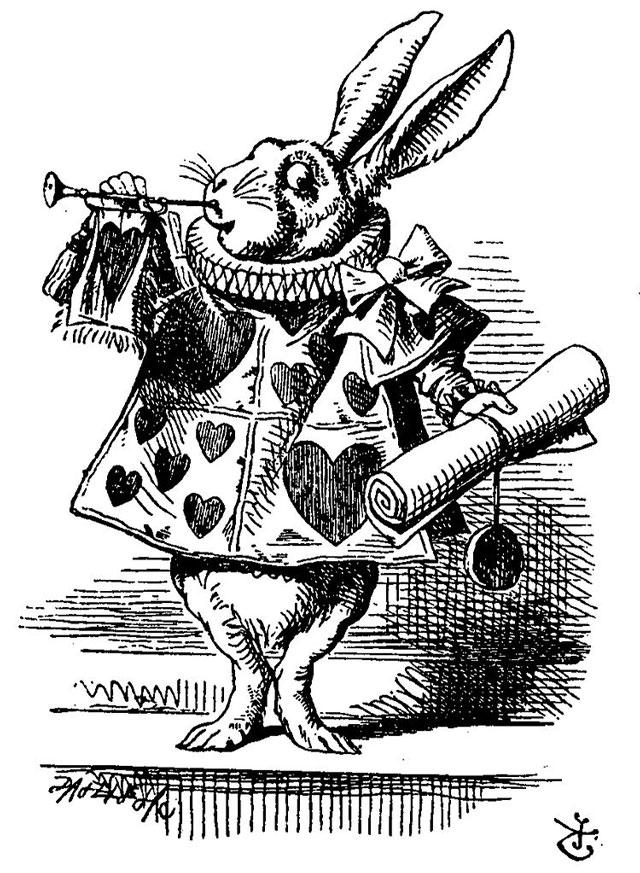 Confira 14 Ilustracoes Originais Do Livro Alice No Pais Das Maravilhas