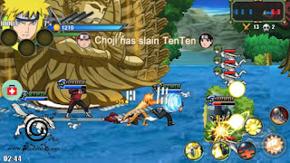 Download Naruto Senki Storm 3 Mugen by Ferdinan Apk