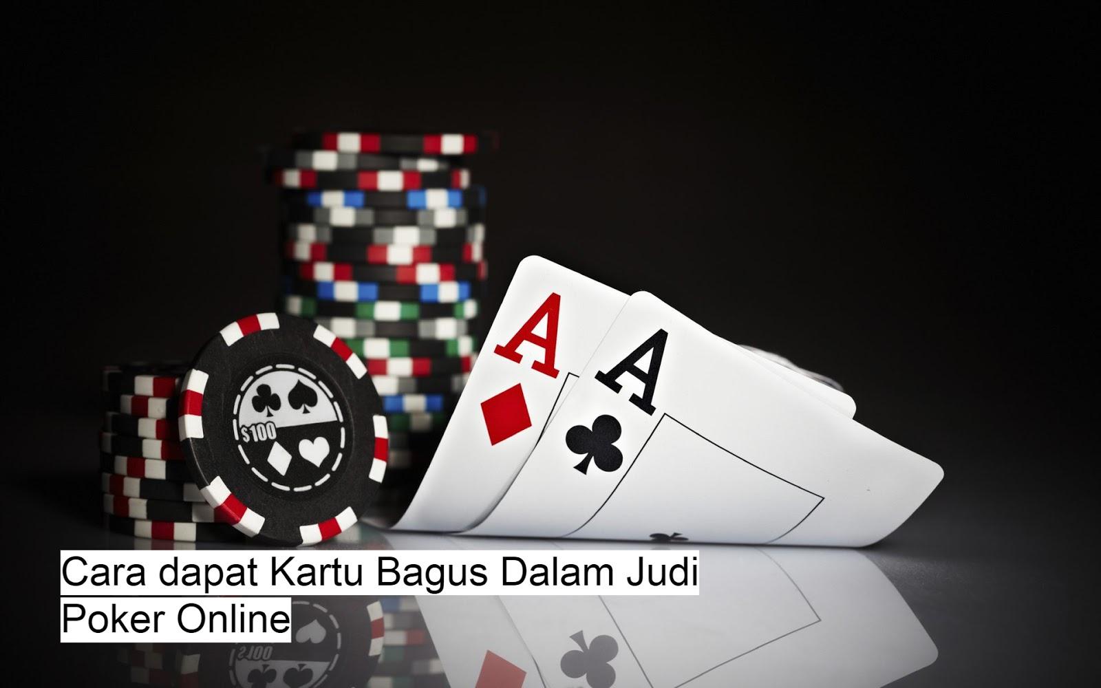 Image result for poker online kartu bagus