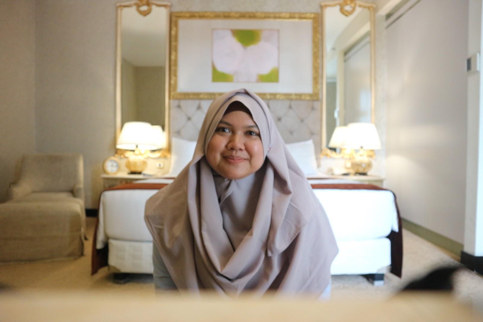 Staycation di Bogor, nuansa mewah di Hotel Amaroossa Bogor