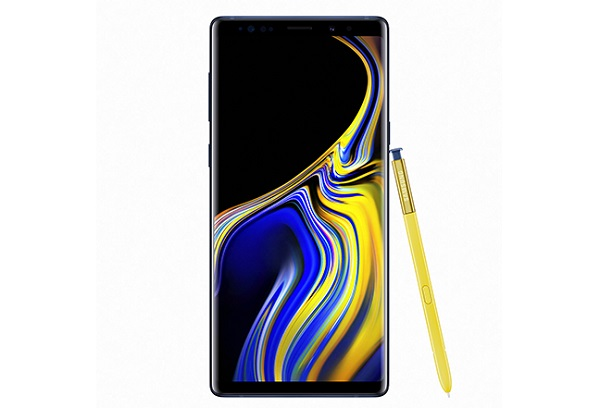 SAMSUNG Galaxy Note 9 with 6.4-inch Super AMOLED Infinity Display and 4,000mAh battery launched