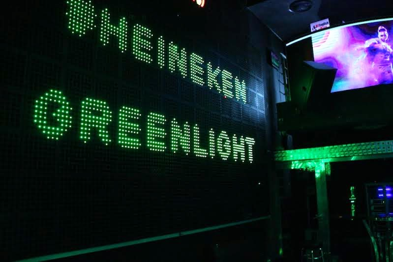 10 Grammy winning DJs, Black Chiney & DJ Snoop Da Damaja shut down Club Quilox for Heineken Green Light party