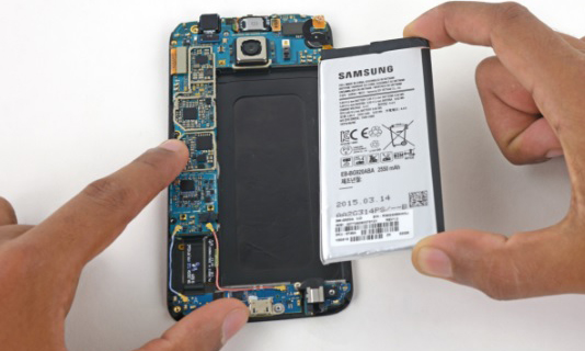 Cara MengatasiMemperbaiki Samsung Galaxy Stuck/Macet di Logo Samsung 4