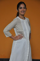 Radhika Cute Young New Actress in White Long Transparent Kurta ~  Exclusive Celebrities Galleries 094.JPG