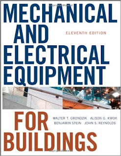 Mechanical and Electrical Equipment for Buildings 11th Edition,Twice awarded the AIA's Citation for Excellence in International Architecture Book Publishing, Mechanical and Electrical Equipment for Buildings is recognized for its comprehensiveness, clarity of presentation, and timely coverage of new design trends and technologies. Addressing mechanical and electrical systems for buildings of all sizes, it provides design guidelines and detailed design procedures for each topic covered. Thoroughly updated to cover the latest technologies, new and emerging design trends, and relevant codes, this latest edition features more than 2,200 illustrations--200 new to this edition--and a companion Website with additional resources.