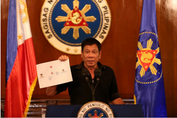 God will Decide,' says Duterte as drug lords plan to kill him. Must read.