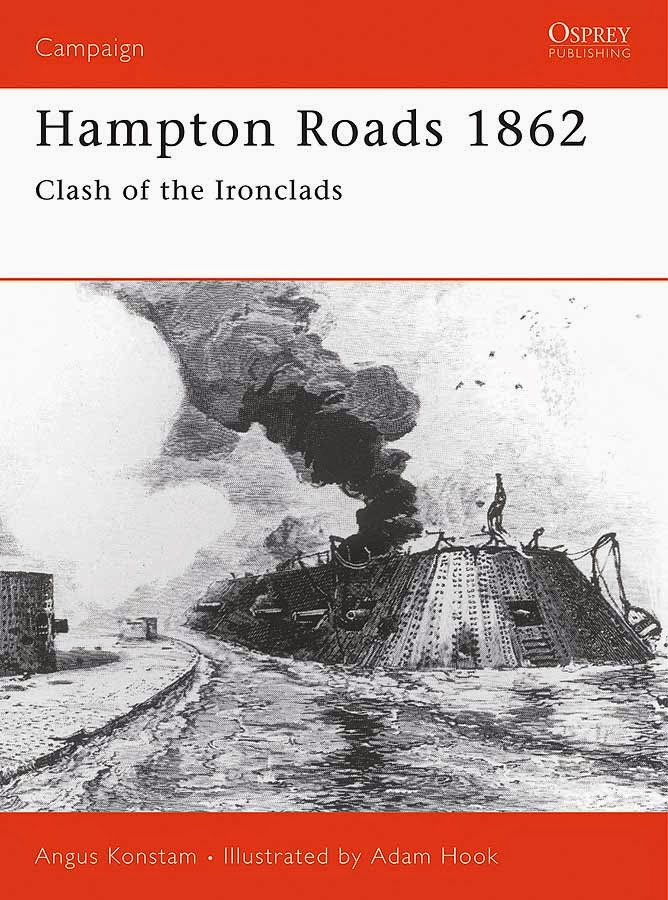 Hampton Roads 1862 Clash of the Ironclads