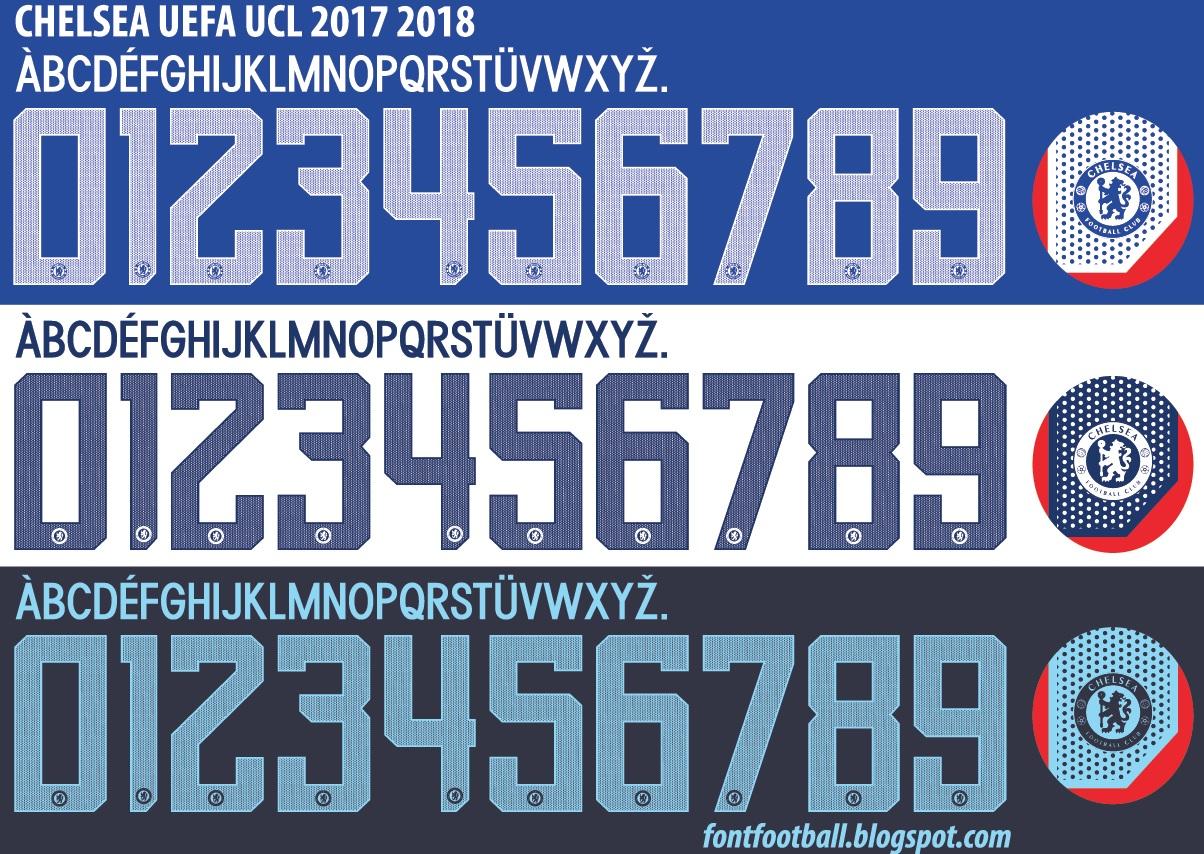 Download font chelsea fc 2019