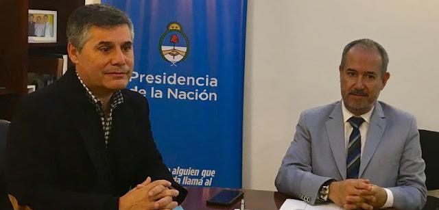 Reunión del Titular de Sedronar y el Defensor del Pueblo Adjunto de Buenos Aires