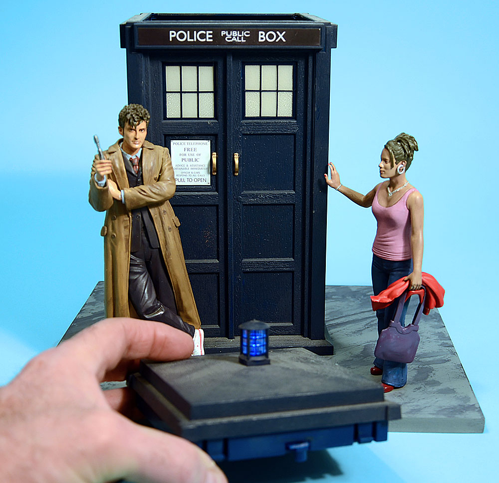 Scale Model News The Doctor Will See You Now Or Better