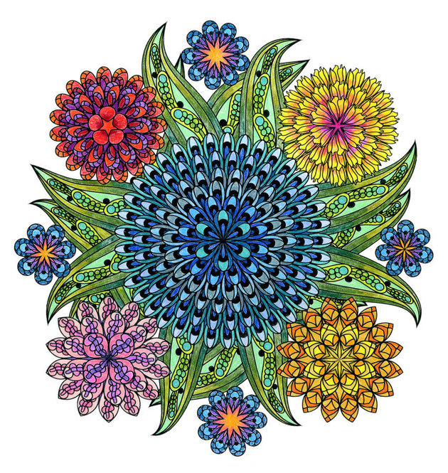 Do You Need An Alternative Type Of Meditation? Try Coloring!