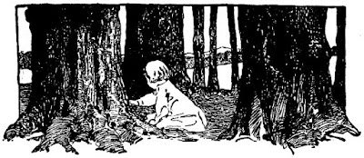 child-alone-forest