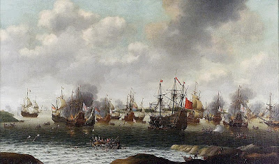 Anglo Dutch Naval Wars from Spithead Miniatures