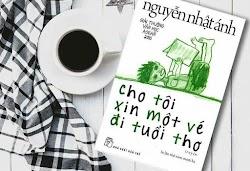 #Review sách Cho Tôi Xin Một Vé Đi Tuổi Thơ