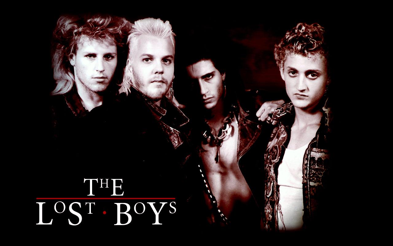 Resultado de imagem para The Lost Boys Rob Thomas