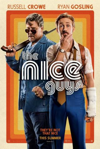 The Nice Guys [2016] [DVD9] [NTSC] [Latino]