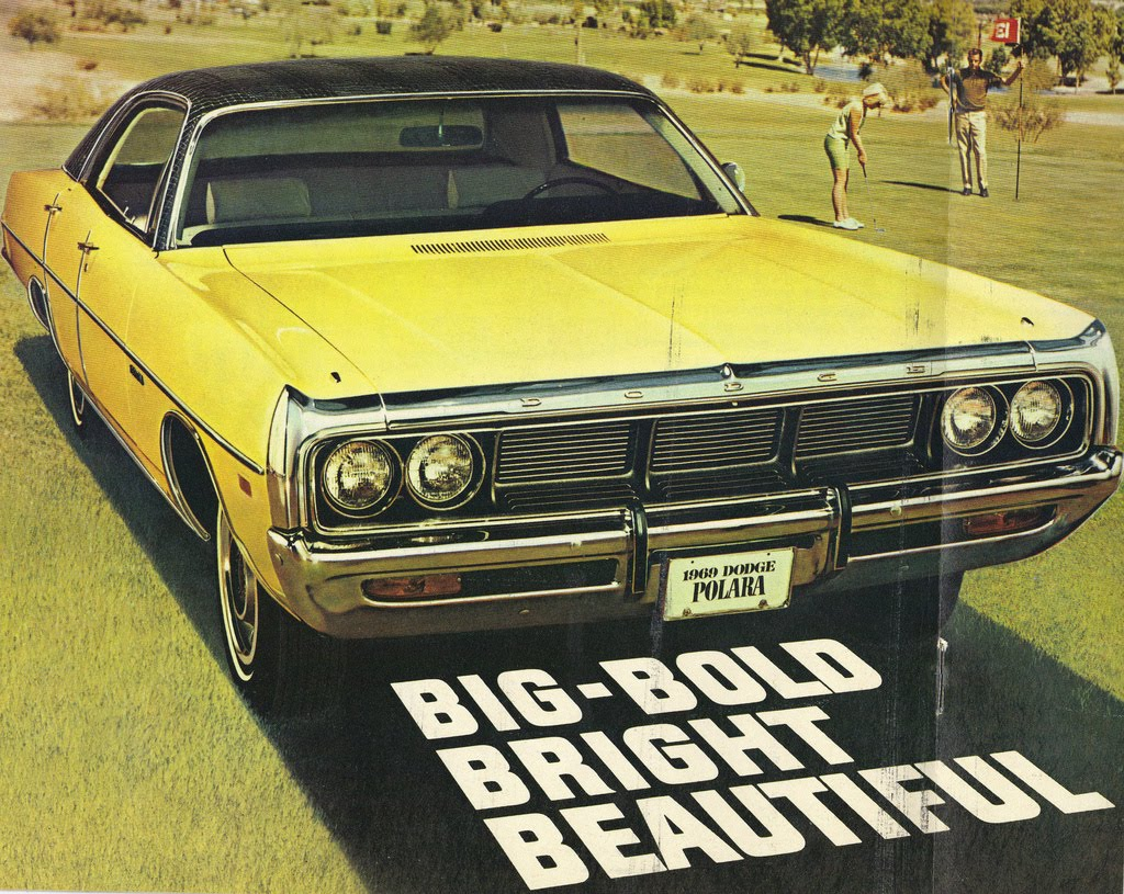 Ghosts Of The Great Highway Perfect 10 Vintage Dodge Mopar Advertisements