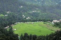 Annandel shimla picnic spot
