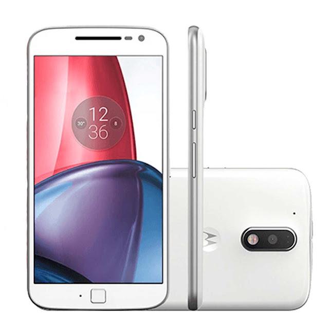 Celular Smartphone Dual Chip motorola Moto G4 Plus XT 1640 BRANCO