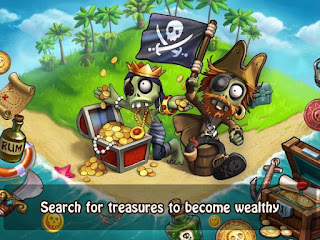 Zombie Castaways Apk v1.9.2 Mod Unlimited Money Terbaru