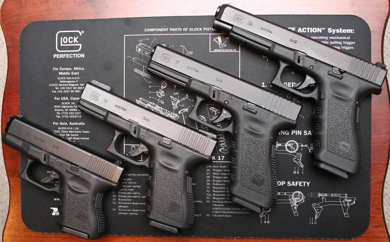 Armas em geral glock - Mm screensaver ...
