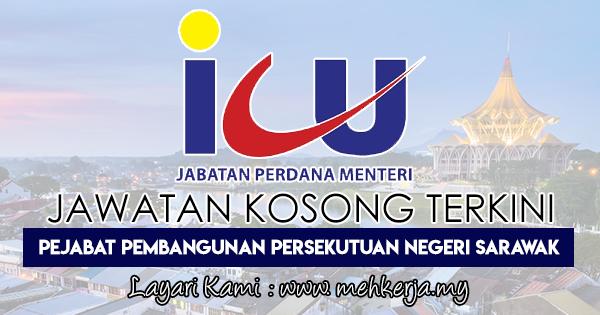 Jawatan Kosong Terkini 2018 di Pejabat Pembangunan Persekutuan Negeri Sarawak