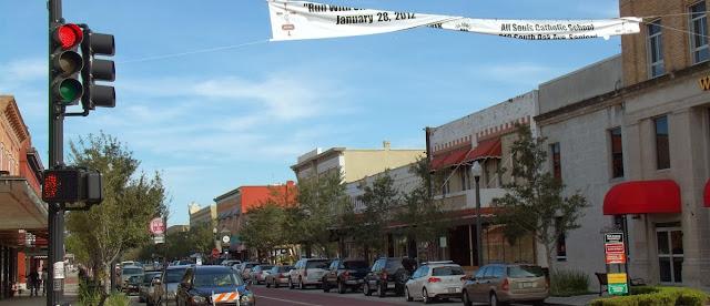 En el downtown de Sanford