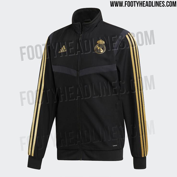 e68b4158f Adidas Real Madrid 19-20 Presentation Jacket. +1. 2 of 2. 1 of 2