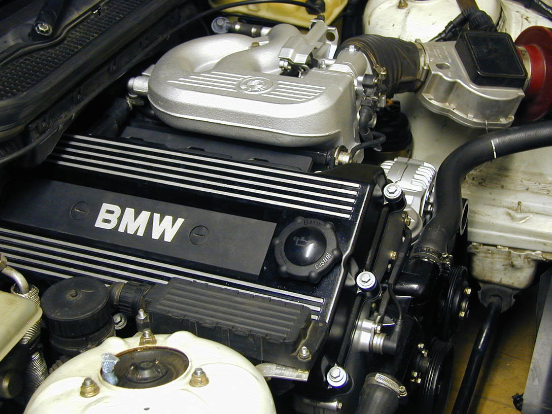 The 325is  Bmw M44 Engine To Create A Bmw S42 Euro Racing Engine Replica
