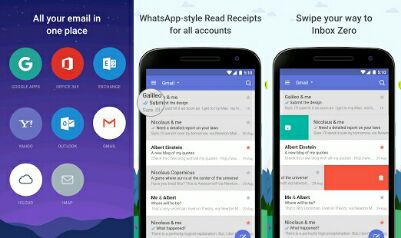 top email apps for android mobile