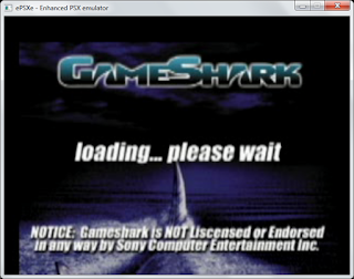 Tutorial GameShark Version 4.0 (Unl) untuk ePSXe Emulator