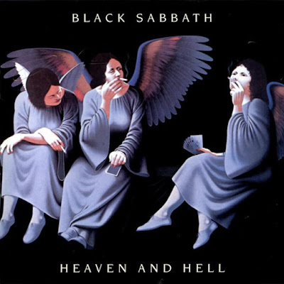 Heaven And Hell... Black Sabbath w/ Ronnie James Dio on vocals 1980