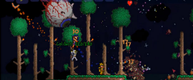 Terraria 1.1 Patch Notes
