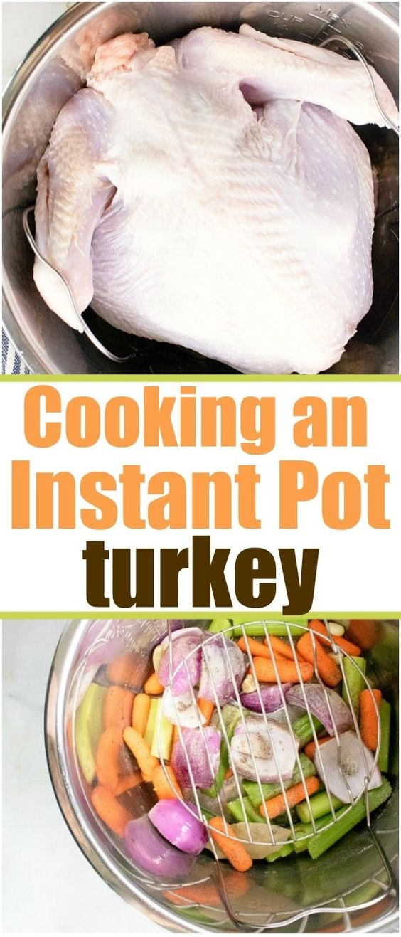 Pressure Cooker Turkey