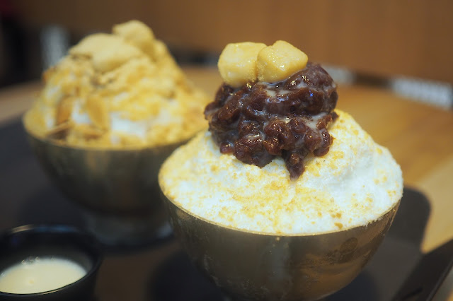 best korean bingsu in singapore