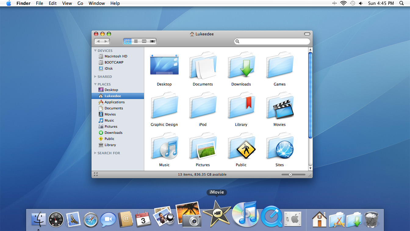 Download Mac OS X Tiger 10 4 ISO, DMG disk image directly