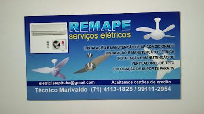 Elétricista em Lauro de Freitas-Ba-71-99111-2954