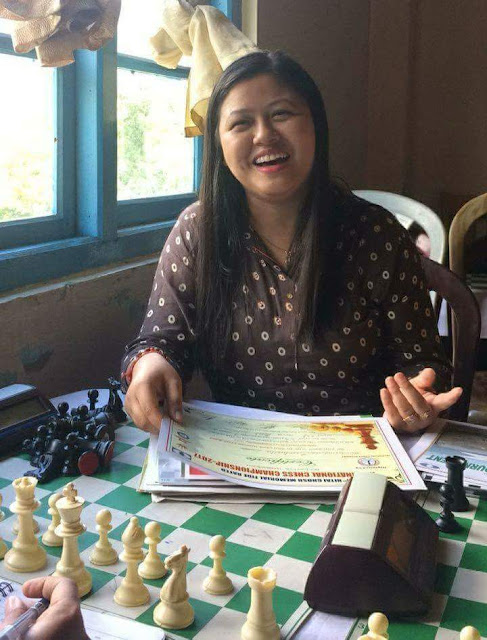 Sushmita Lama Qualifies for Asian Championship