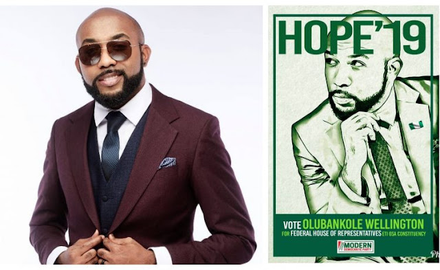 Banky W to Contest for A Political Position in 2019