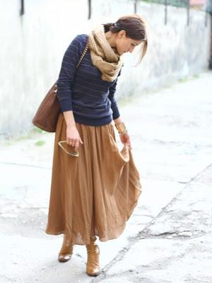 spódnica midi, mango, street style, streetstyle, jesienne inspiracje, moda, novamoda