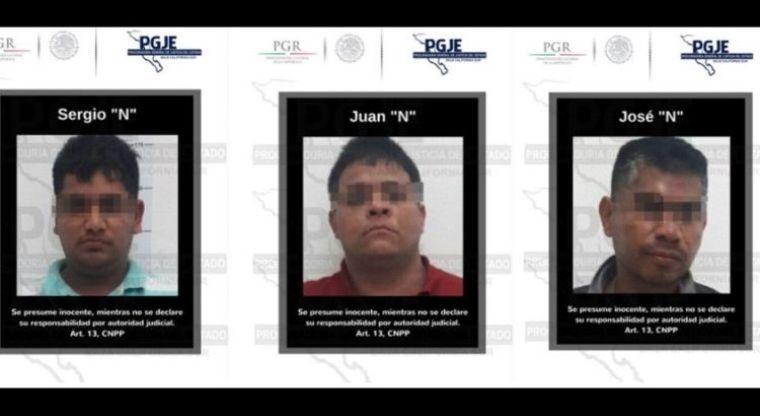 Caen tres de Los Dámaso por asesinato de periodista